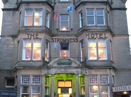 Stromness Hotel, hotel near Highland Park Distillery, Stromness