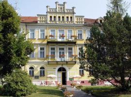 Hotel Luisa, отель во Франтишкови-Лазне