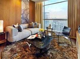 Ascott Orchard Singapore (SG Clean, Staycation Approved), hotel with jacuzzis in Singapore