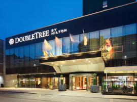 DoubleTree By Hilton Košice, hotel near Kosice International Airport - KSC, Košice