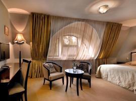 Greenway Park Hotel, hotel in Obninsk