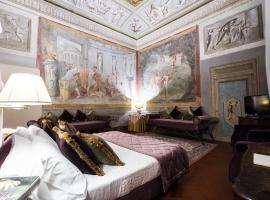 Hotel Burchianti, hotel en Florencia