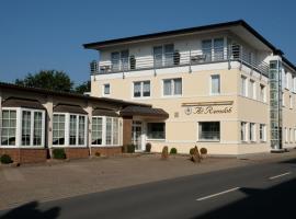Hotel Alt Riemsloh, hotel near Museum Huelsmann, Melle