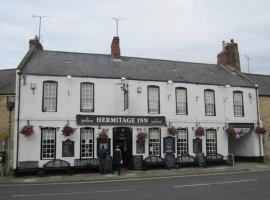 The Hermitage Inn, hotel near Alnwick Castle, Warkworth