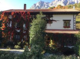 Hotel Rural Picos de Europa, hotel en Posada de Valdeón