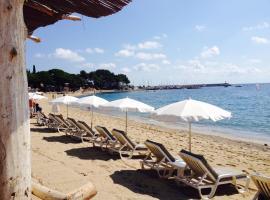 La Casa Mia, hotel in Sainte-Maxime