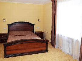 Hotel Krasivaya Mecha, отель в Ефремове