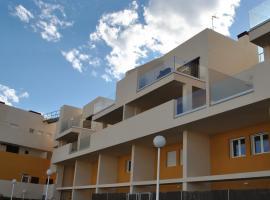 Residential La Quinta, Ferienwohnung in Playa Flamenca
