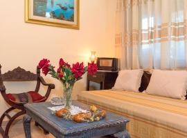 Villa Feakia, pet-friendly hotel in Agios Gordios