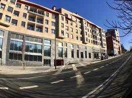 Bilbao Apartamentos Atxuri, hotel en Bilbao