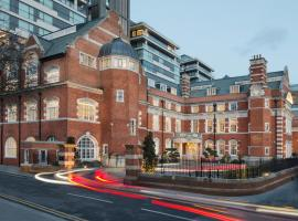 The LaLit London, hotel dicht bij: Tower Bridge, Londen