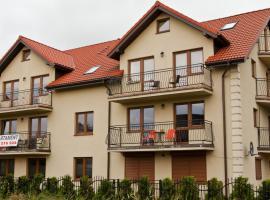 Apartamenty by Hanna – hotel w Łebie