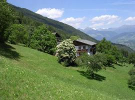 Biogasthaus Plonerhof, hotell i Brixen