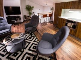Home Again Apartments Nygata 16, feriebolig i Stavanger