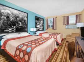 Super 8 by Wyndham Thunder Bay, motel in Thunder Bay