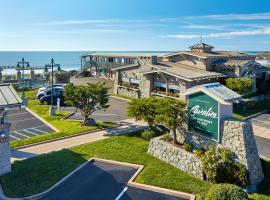 Cavalier Oceanfront Resort, hotel v destinaci San Simeon