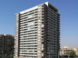 myLUXAPART Las Condes, hotel en Santiago