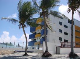 Apartamento em prédio Beira Mar, hotel near Bessa Beach, João Pessoa