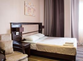 Guru Hotel, hotel in Yekaterinburg