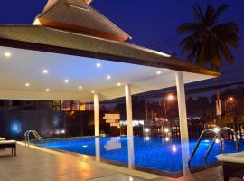 Tevan Jomtien Pattaya, hotel in Jomtien Beach