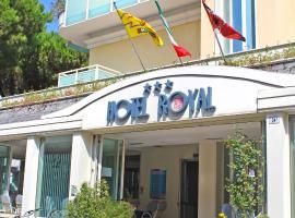 Hotel Royal, hotell i Misano Adriatico