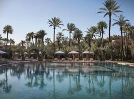 Royal Mansour Marrakech, hotel near The Montgomerie Golf Course, Marrakesh