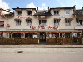 Aux p'tits Boulas, hotel near La Petite Mauselaine Ski Lift, Gérardmer