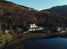 Loch Long Hotel, hotel in Arrochar