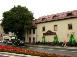 Restauracja - Hotel Mocca D'oro – hotel w mieście Mikołów