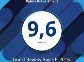 Rafina K-Apartment, pet-friendly hotel in Rafina