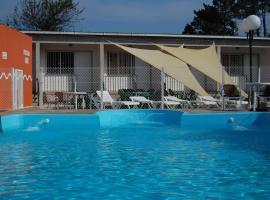 Hotel París, hotel cerca de Playa de Areas, Poio
