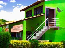 Green Hostel Ingleses, hotel near Waterpark Água Show, Florianópolis