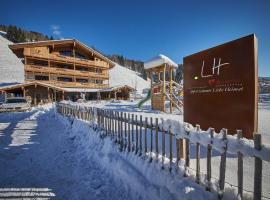 Appartements Liebe Heimat, Skiresort in Saalbach-Hinterglemm