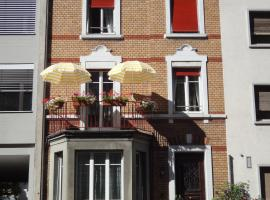 3 Camere, hotel near Basel Zoological Garden, Basel