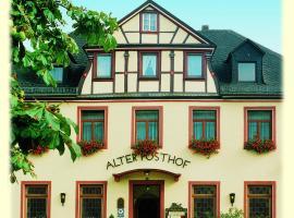 Flair Hotel Alter Posthof, Hotel in der Nähe von: Vierseenblicklift, Spay