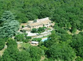 Domaine du Lac, hotel near Barbaroux Golf Course, Flassans-sur-Issole
