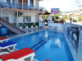 Aspawa Hotel, hotel in Pamukkale