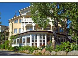 Hotel Villa Granitz, Hotel in der Nähe von: Kreideküste Nationalpark Jasmund, Baabe