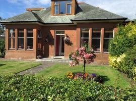 Blackburn Villa B&B, hotel in Ayr