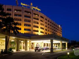 ダル エス サラーム セレーナ ホテル、ダル・エス・サラームのホテル