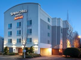 SpringHill Suites Portland Airport, hotel in Portland