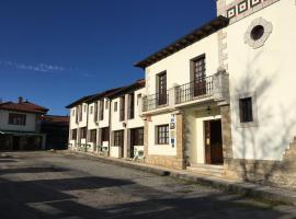 El Cardeo, hotel in La Revilla