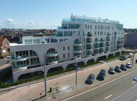 White Princess-Yzzis, pet-friendly hotel in Koksijde