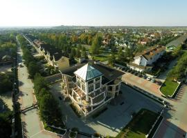 Beliy Bereg, hotel in Myachkovo