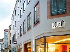 Hotel Goliath am Dom, Hotel in Regensburg