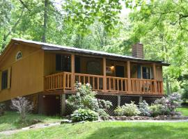 Panther Creek Cabins, hotel in Cherokee