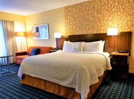 Fairfield Inn and Suites by Marriott Rochester West/Greece, family hotel in Rochester