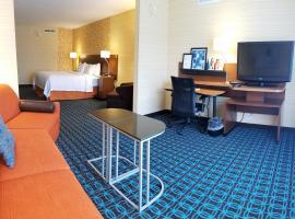 Fairfield Inn and Suites by Marriott Rochester West/Greece, hotel with jacuzzis in Rochester