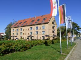Hotel Alter Kornspeicher, Hotel in Neustrelitz
