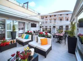 Relais Trevi 95 Boutique Hotel, hotel v blízkosti zaujímavosti Stanica metra Barberini Fontana di Trevi (Rím)